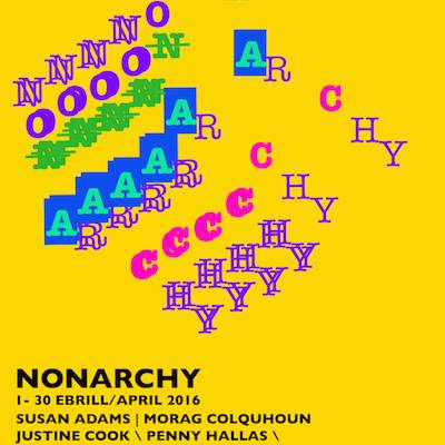 NONARCHY Poster